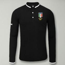 POLO LEGEA FIGC AIA MANICA LUNGA