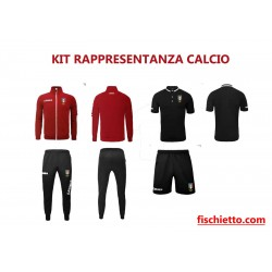KIT RAPPRESENTANZA REFEREE legea